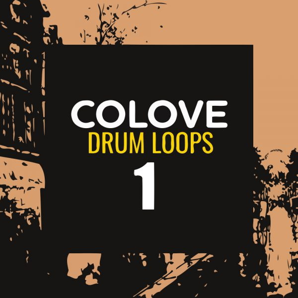 COLOVE Drum Loops 1 (WAV 32 Bit)