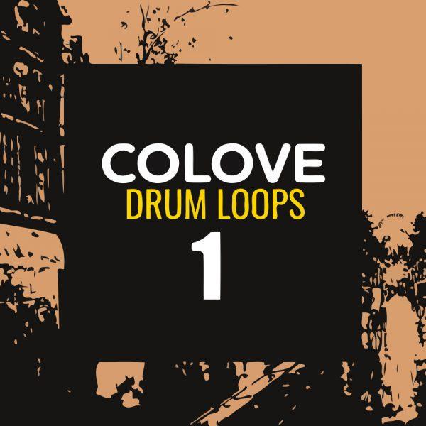 COLOVE Drum Loops 1 (WAV 32 Bit)