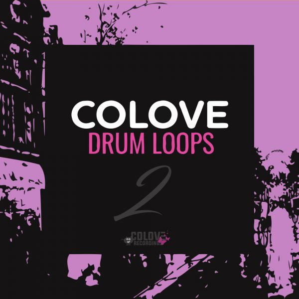 COLOVE Drum Loops 2 (WAV 32 Bit)