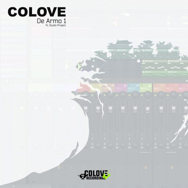 COLOVE De Armo 1 – FL Studio Project