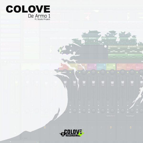 COLOVE De Armo 1 – FL Studio Project