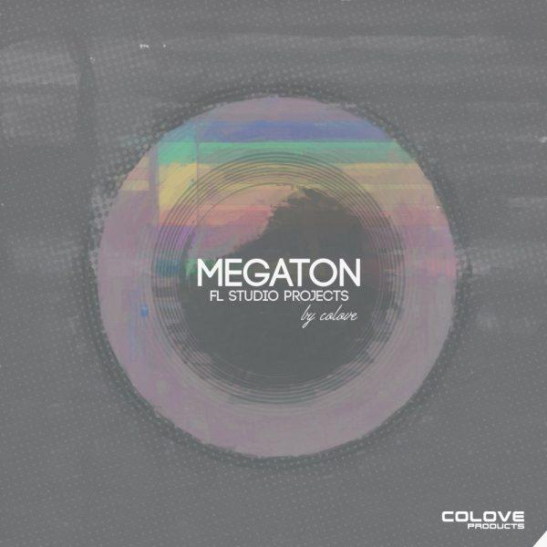 COLOVE Megaton – FL Studio 14 Basslines
