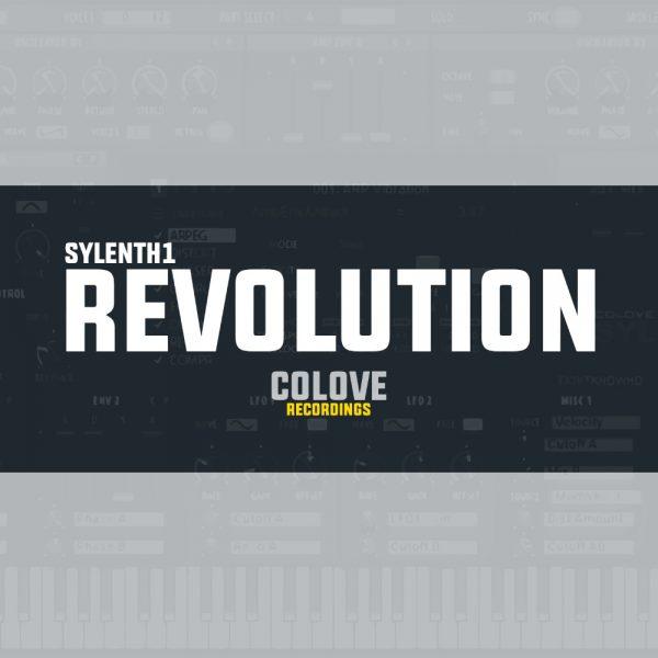 COLOVE Revolution Presets for Sylenth1 + FLP