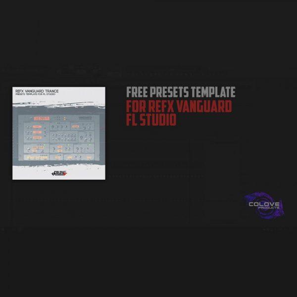 reFX Vanguard Trance (FL Studio Template)