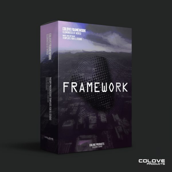COLOVE – Framework (FL Studio Project)