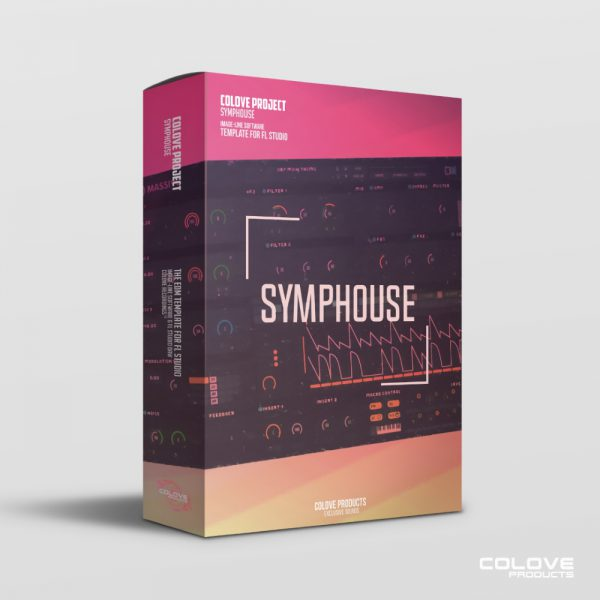 COLOVE – Symphouse (FL Studio Project)