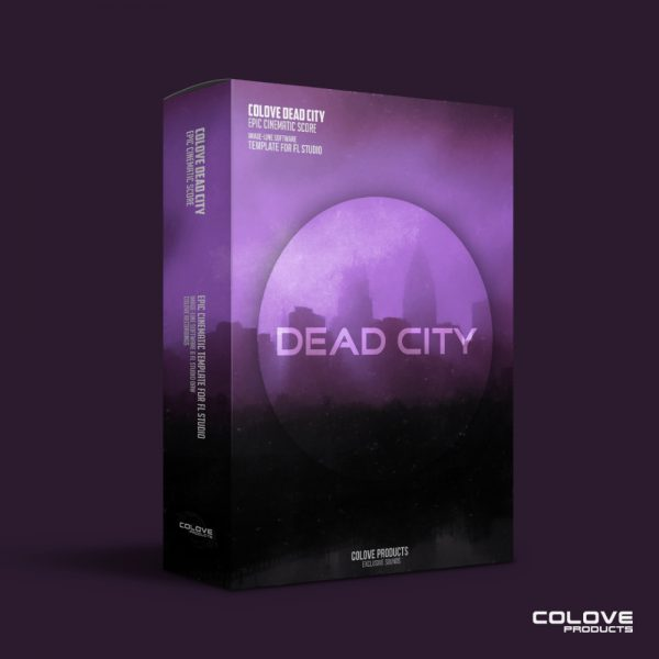 COLOVE – Dead City (FL Studio Project)