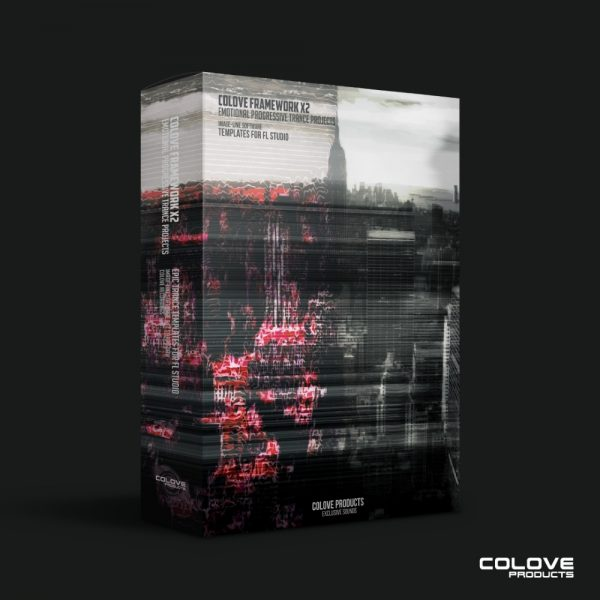 COLOVE – Framework X2 (FL Studio Projects)