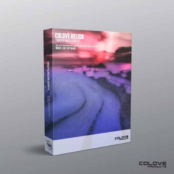 COLOVE – Helion (FL Studio Project)