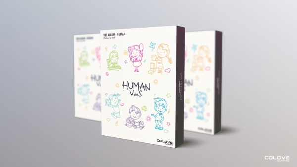 Album Human by VinS  is out