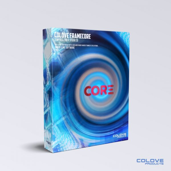 COLOVE – Framecore (FL Studio Project)