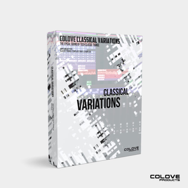 COLOVE – Classical Variations (FL Studio Project)