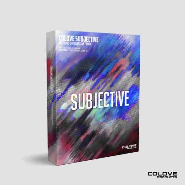 COLOVE – Subjective (FL Studio Project)