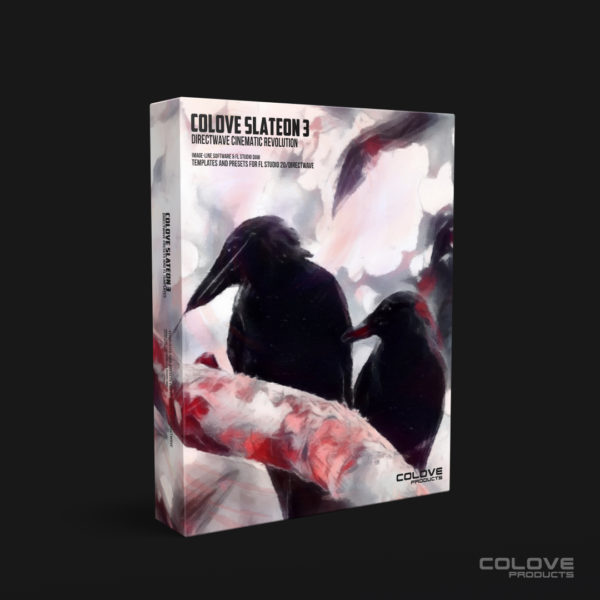 COLOVE SLATEON 3 – DirectWave (Presets+FL Studio Projects)