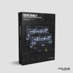 COLOVE Trance 4 for NI Massive (Presets + Bonus)