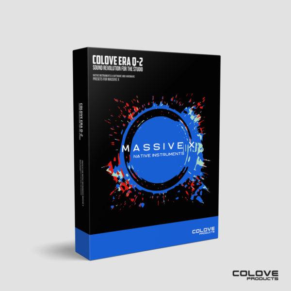 COLOVE ERA Q-2 for NI Massive X (Presets + Bonus)