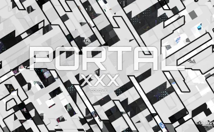 COLOVE Portal XXX for Portal (Presets Library is coming)