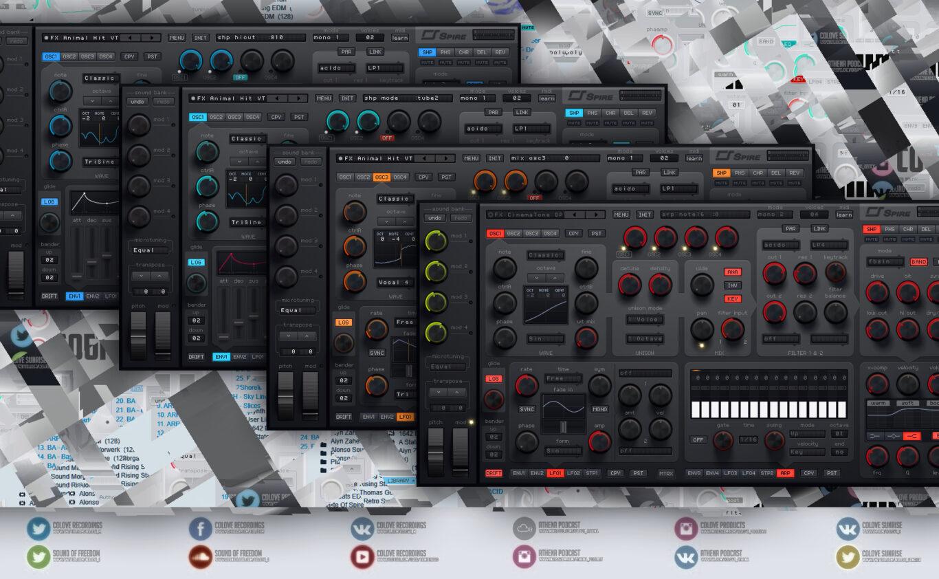 Reveal Sound – Spire HQ v1.7.4 (Windows/Mac/4 Skins/2 Modifications)